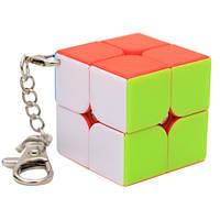 Кубик Рубика 2х2 брелок
