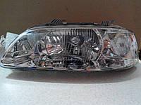Фара левая передняя Chevrolet Aveo T200 2004-2006