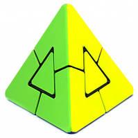 Головоломка Пираминкс двухслойный   Pyraminx Duo, фото 1