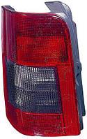 Фонарь левая задняя Citroen Berlingo -2002