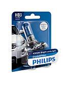 Галогенная лампа Philips HB3 CrystalVision 12V 9005СVB1 (1шт.)