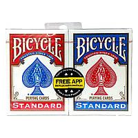 Набор покерных карт Bicycle Standard Double Deck, фото 1