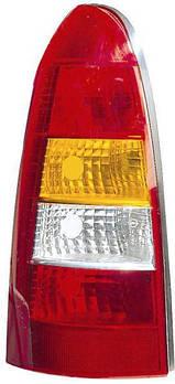 Фонарь правая задняя Opel ASTRA G