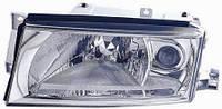 Фара левая передняя Skoda OCTAVIA 2000-2009