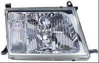 Фара правая передняя Toyota LANDCRUISER 1998-2004