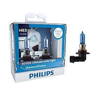 Галогенная лампа Philips DiamondVision HB3 9005DVS2 (2шт.)