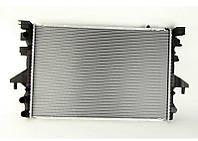 Радиатор охлаждения Volkswagen Transporter T5 2003- (1.9TDI) плоские соты