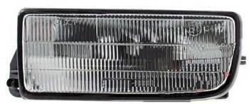 Фара противотуманка правая передняя BMW 3 E36
