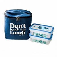 Термосумка Lunch Bag maxi mini Два размера Яркие цвета Стильный дизайн Доступная цена Код: КГ5450