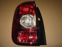 Фонарь левая задняя Renault DUSTER 2010-