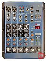 Мікшерний пульт аналоговий HL AUDIO SMR6
