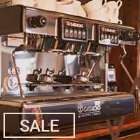 Продажа профессиональных кофемашин
