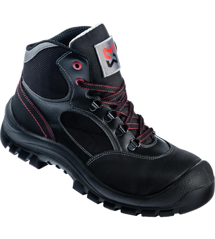 Ботинки Heat Modyf Black высокие Wurth