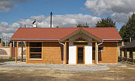 Деревянные каркасно-щитовые дома,бани,дачи