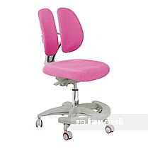 Комплект подростковая парта для школы Ballare Pink + ортопедическое кресло Primo Pink FunDesk, фото 3