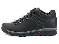 Зимние ботинки мужские кожаные Mida 14958 3