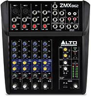 Мікшерний пульт ALTO PROFESSIONAL ZMX862, фото 1
