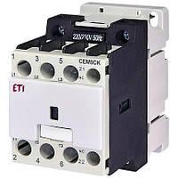 Контактор CEM 7,5CK.00 (7,5 кВАр, 400-440V) 7,5kvar, 230V