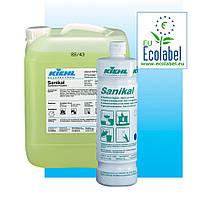 Cредство для уборки санитарных помещений Sanikal-eco, 10 л,  Kiehl