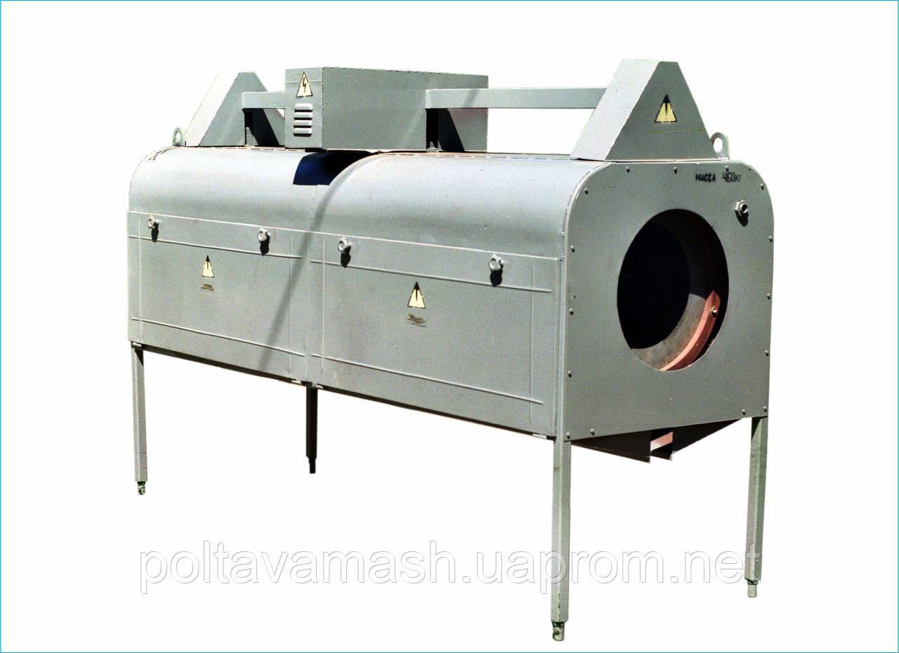 Сепаратор отходов и пера В2-ФЦ2-Л/37