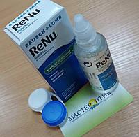 Розчин для контактних лінз,Bausch & Lomb, ReNu Multiplus, 60 мл, фото 1