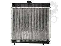 Радиатор охлаждения Mercedes 123 (механика) 415*495мм по сотах
