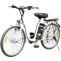 Электровелосипед Vega Family 2 New (350 Вт, 36 В, 6 скоростей) white