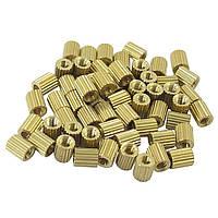 Стойка M2x5x3.2mm латунная для монтажа печатных плат pcb