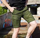 Шорты мужские хаки Чироки (Cherokee) от бренда ТУР размер S, M, L, XL, XXL, фото 3
