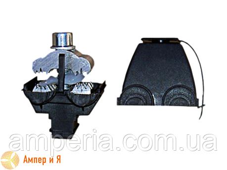 Зажим прокалывающий Z 106 (16-95/16-95) ЛИЗО, фото 2