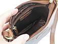 Сумка женская кожаная Lorenti TIL-28 Cognac коричневая, фото 9