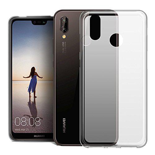 Силиконовый чехол для Huawei P20 Lite, O310