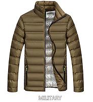 Мужская  куртка еврозима .Демисезонный пуховик.Арт.Г036, фото 1
