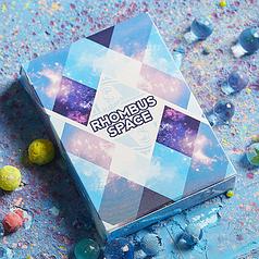 Карты игральные| Rhombus Space Playing Cards