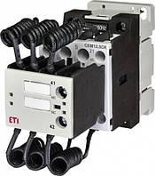Контактор CEM 12,5CK.02 (12,5 кВАр, 400-440V) 12,5kvar, 230V