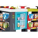 Супермаркет с тележкой интерактивный Maxi Market Smoby 350215, фото 6