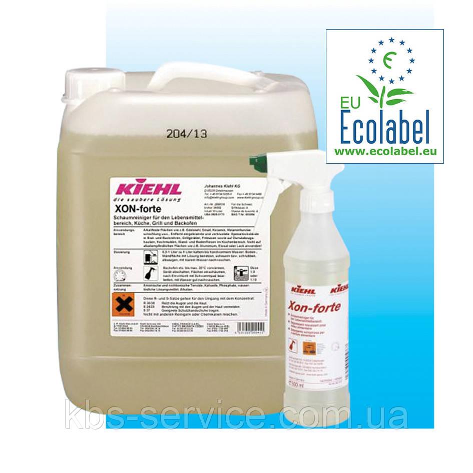 Пенное чистящее средство для удаления жира на пищевых производствах Xon-forte, 750 мл,  Kiehl