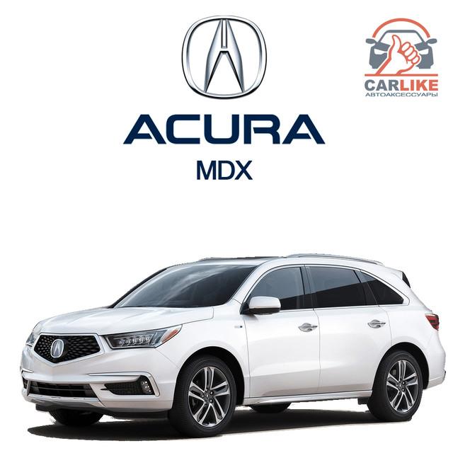 Защита двигателя и КПП для Acura MDX