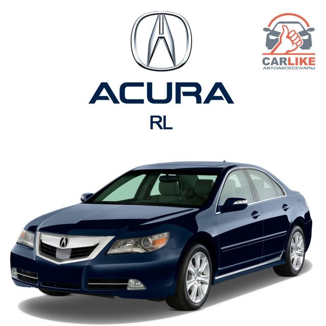 Защита двигателя и КПП для Acura RL