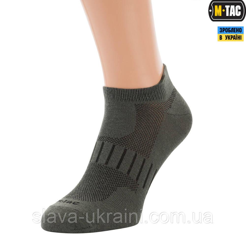 Шкарпетки M-Tac спортивні легкі Olive