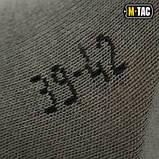 Шкарпетки M-Tac спортивні легкі Olive, фото 8