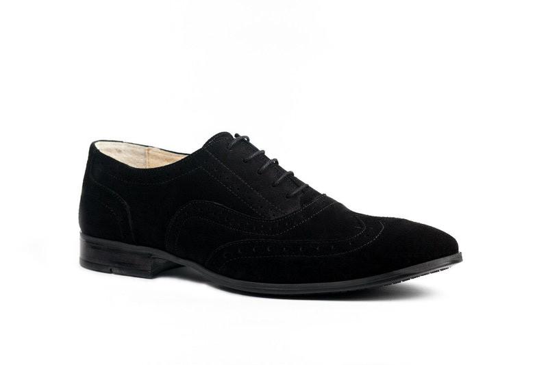 Остання пара - 41 розмір! Не пропусти!!! Натуральні замшеві туфлі по вигідній ціні.