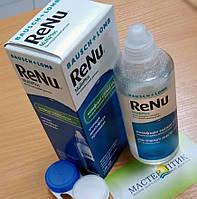 Розчин для контактних лінз,Bausch & Lomb, ReNu Multiplus, 120 мл, фото 1