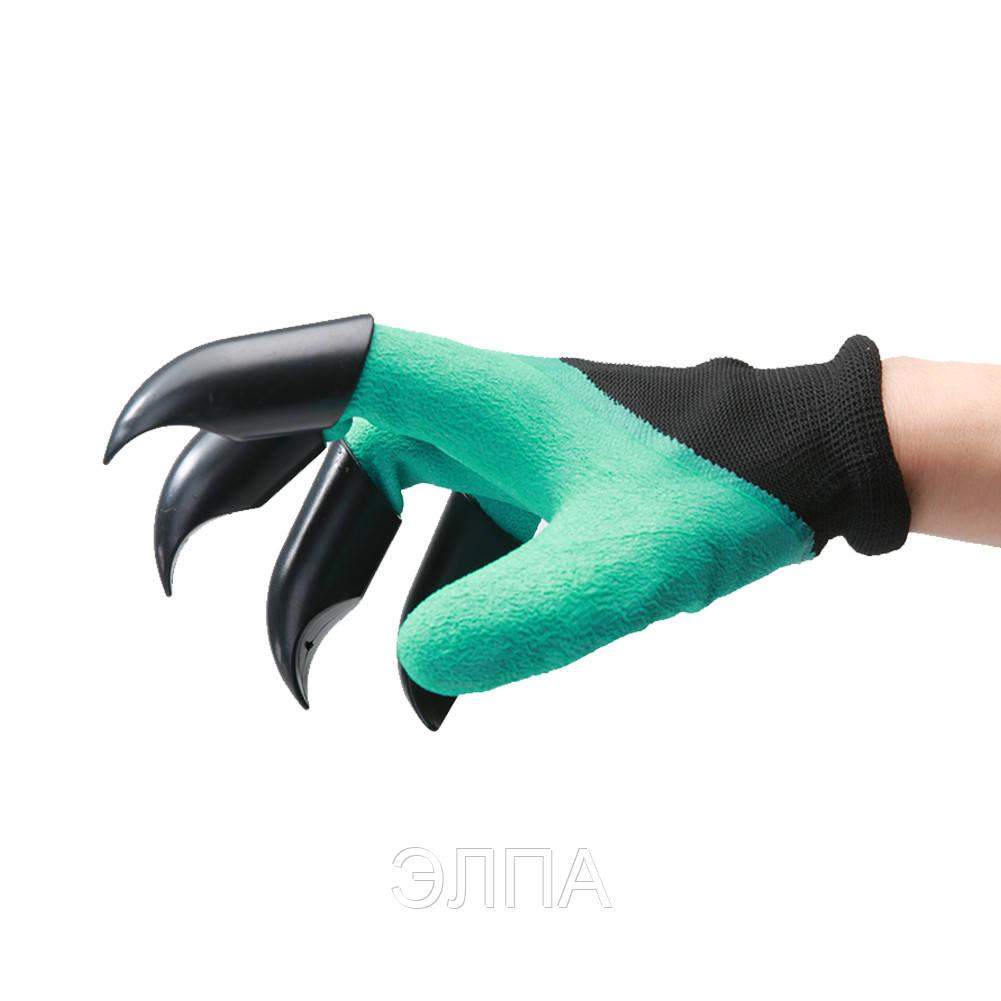 Перчатки Садовые Garden Genie Glove для работы в саду