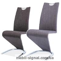 Стул обеденный PL- SIGNAL H-090 (ткань, хром)