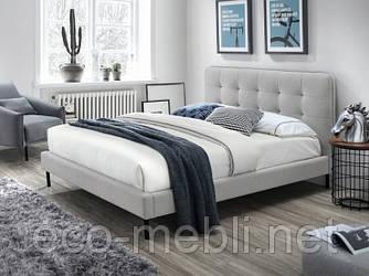 Двоспальне ліжко з мякою оббивкою Sally 160 Signal