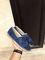519f32972f0f Эспадрильи   Слипоны мужские Louis Vuitton синие мужская летняя обувь (  реплика)