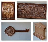 Деревянные сувениры – отличный подарок на новоселье