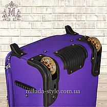 Чемодан Union средний M (фиолетовый) , фото 2
