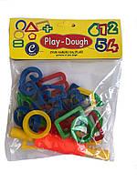 Набор инструментов для лепки детским тестом